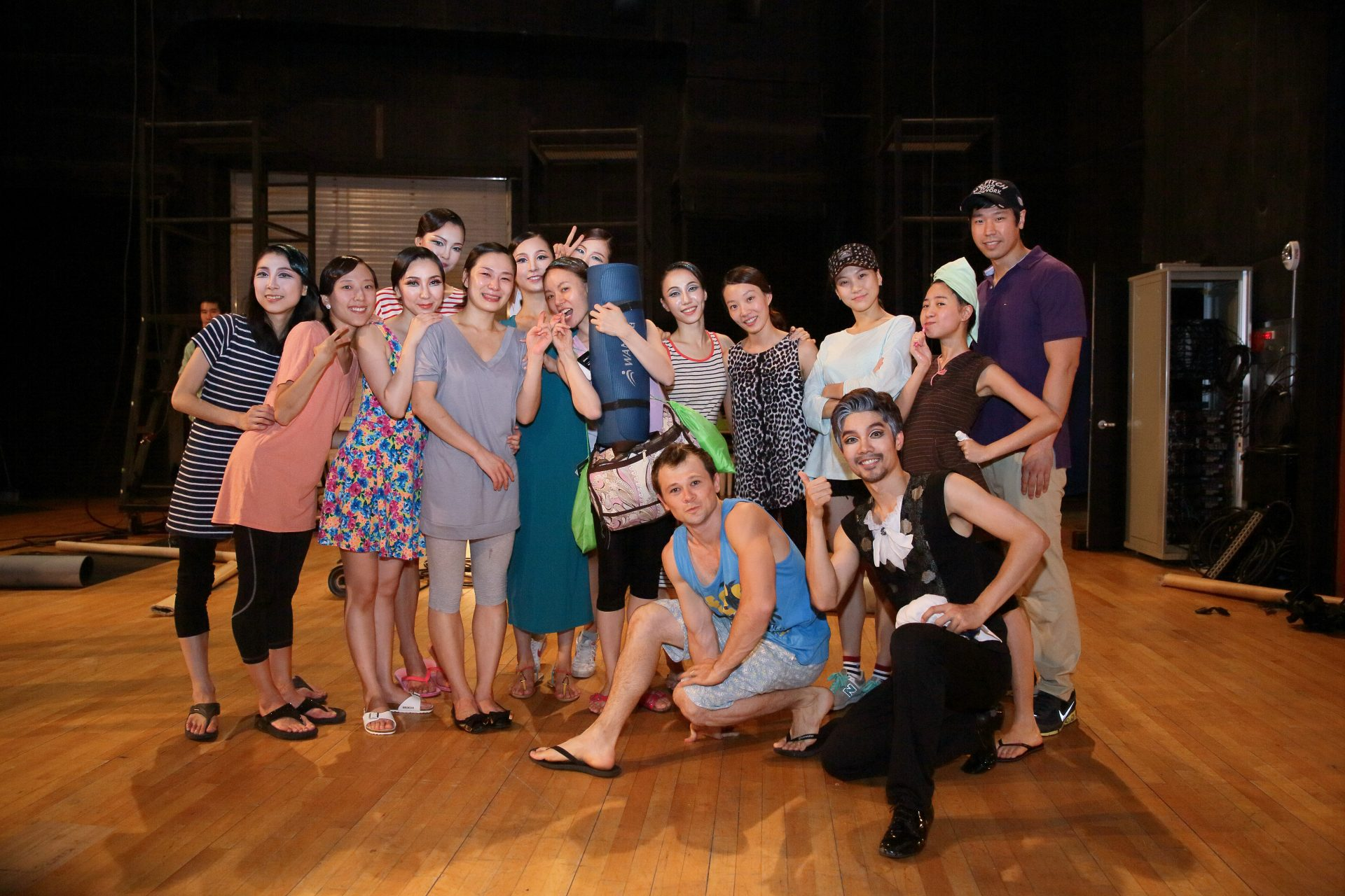 With Wise Ballet and Music Academy